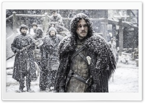 Jon Snow Game Of Thrones Season 6 HD Wide Wallpaper for Widescreen