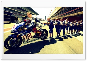 Jorge Lorenzo HD Wide Wallpaper for Widescreen