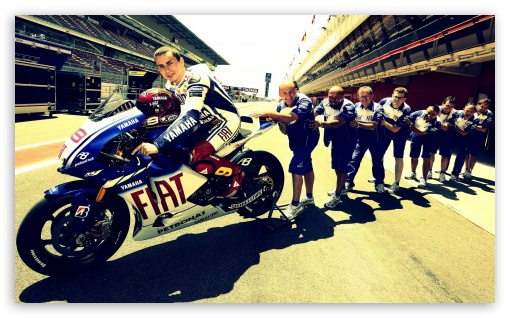 Jorge Lorenzo HD wallpaper for Wide 5:3 Widescreen WGA ; HD 16:9 High Definition WQHD QWXGA 1080p 900p 720p QHD nHD ; Mobile 5:3 16:9 - WGA WQHD QWXGA 1080p 900p 720p QHD nHD ;