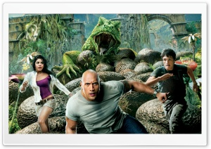 Journey 2 The Mysterious Island HD Wide Wallpaper for Widescreen
