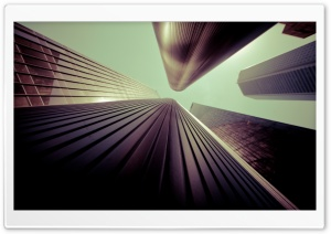 Jpmorgan Chase Tower HD Wide Wallpaper for Widescreen