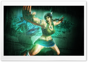 JULIA CHANG IN TEKKEN HD Wide Wallpaper for Widescreen