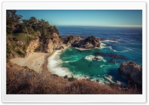 Julia Pfeiffer Burns State Park HD Wide Wallpaper for 4K UHD Widescreen desktop & smartphone