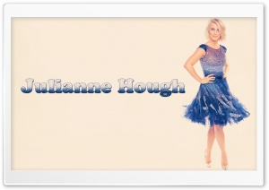 Julianne Hough HD Wide Wallpaper for Widescreen