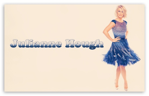 Julianne Hough HD wallpaper for Wide 16:10 Widescreen WHXGA WQXGA WUXGA WXGA ; Standard 3:2 Fullscreen DVGA HVGA HQVGA devices ( Apple PowerBook G4 iPhone 4 3G 3GS iPod Touch ) ; Mobile 3:2 - DVGA HVGA HQVGA devices ( Apple PowerBook G4 iPhone 4 3G 3GS iPod Touch ) ;
