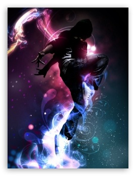 Jump Dance Ultra Hd Desktop Background Wallpaper For