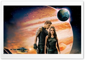 Jupiter Ascending 2015 HD Wide Wallpaper for 4K UHD Widescreen desktop & smartphone