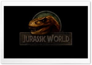 Jurassic World HD Wide Wallpaper for Widescreen