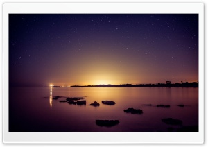 Just Before Dawn HD Wide Wallpaper for Widescreen