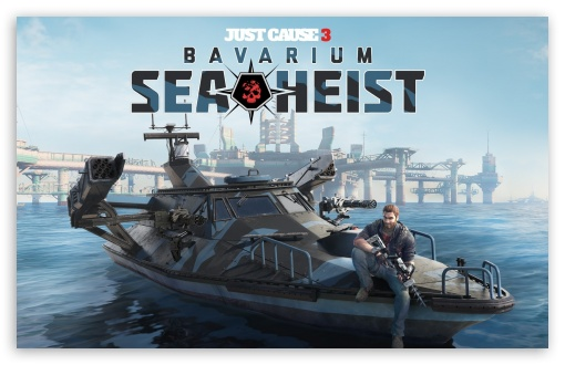 Just Cause 3 Bavarium Sea Heist ❤ 4K UHD Wallpaper for Wide 16:10 5:3 Widescreen WHXGA WQXGA WUXGA WXGA WGA ; 4K UHD 16:9 Ultra High Definition 2160p 1440p 1080p 900p 720p ; Standard 3:2 Fullscreen DVGA HVGA HQVGA ( Apple PowerBook G4 iPhone 4 3G 3GS iPod Touch ) ; Mobile 5:3 3:2 16:9 - WGA DVGA HVGA HQVGA ( Apple PowerBook G4 iPhone 4 3G 3GS iPod Touch ) 2160p 1440p 1080p 900p 720p ;