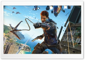 Just Cause 3 Video Game 2015 HD Wide Wallpaper for Widescreen