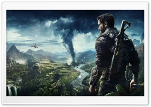 Just Cause 4 E3 2018 HD Wide Wallpaper for 4K UHD Widescreen desktop & smartphone