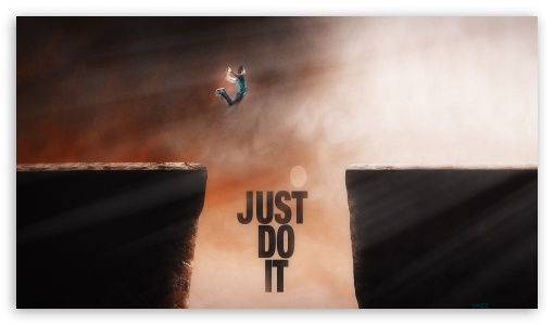 Just do it 4k hd desktop wallpaper for 4k ultra hd tv tablet download just do it hd wallpaper voltagebd Choice Image