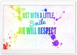 Just Smile Ultra HD Wallpaper for 4K UHD Widescreen desktop, tablet & smartphone