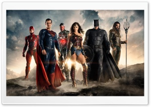 Justice League 2017 Movie HD Wide Wallpaper for 4K UHD Widescreen desktop & smartphone