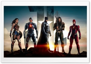 Justice League HD Wide Wallpaper for Widescreen