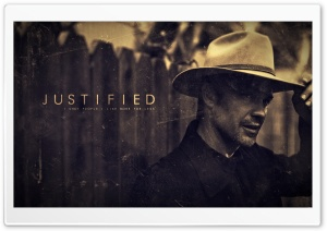 Justified Timothy Olyphant HD Wide Wallpaper for 4K UHD Widescreen desktop & smartphone
