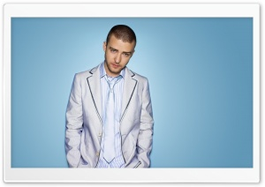 Justin Timberlake HD Wide Wallpaper for Widescreen