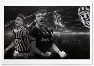 Juventus F.C. HD Wide Wallpaper for 4K UHD Widescreen desktop & smartphone