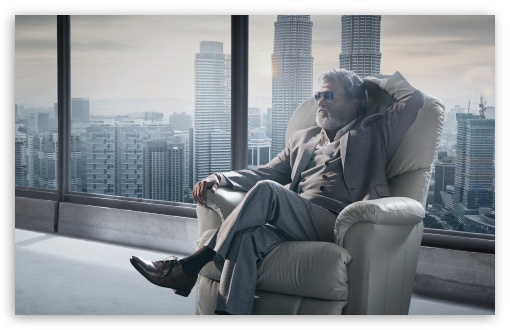 kabali first look 1080p or 1080i
