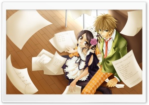 Kaichou Maid Sama HD Wide Wallpaper for 4K UHD Widescreen desktop & smartphone