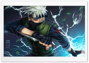 Kakashi HD Wide Wallpaper for 4K UHD Widescreen desktop & smartphone