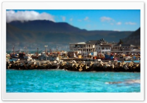 Kalkbay, Cape Town, South Africa HD Wide Wallpaper for Widescreen