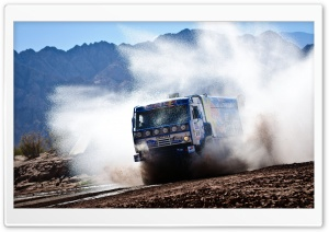 Kamaz Rally HD Wide Wallpaper for Widescreen