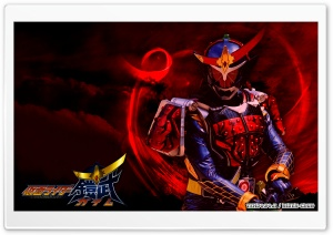 Kamen Rider Gaim HD Wide Wallpaper for 4K UHD Widescreen desktop & smartphone