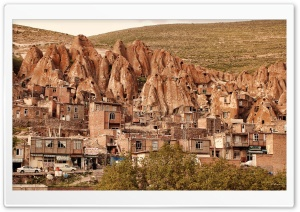 Kandovan HD Wide Wallpaper for Widescreen
