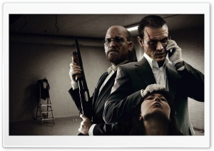 Kane & Lynch Dead Men HD Wide Wallpaper for Widescreen