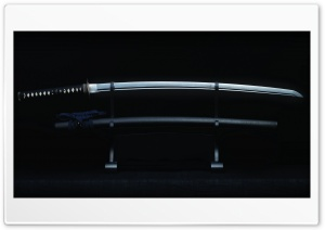Katana Sword HD Wide Wallpaper for 4K UHD Widescreen desktop & smartphone