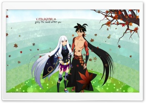 Katanagatari HD Wide Wallpaper for Widescreen