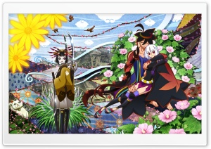 Katanagatari II HD Wide Wallpaper for Widescreen