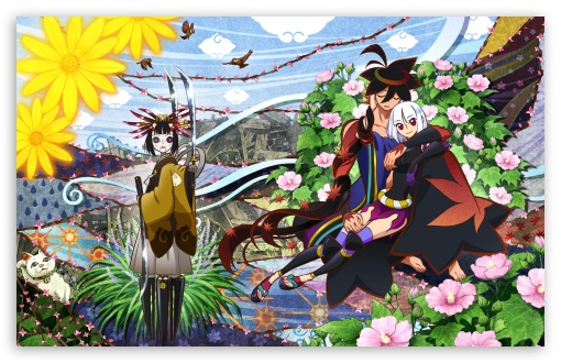 Katanagatari II HD wallpaper for Wide 16:10 5:3 Widescreen WHXGA WQXGA WUXGA WXGA WGA ; HD 16:9 High Definition WQHD QWXGA 1080p 900p 720p QHD nHD ; Standard 3:2 Fullscreen DVGA HVGA HQVGA devices ( Apple PowerBook G4 iPhone 4 3G 3GS iPod Touch ) ; Mobile 5:3 3:2 16:9 - WGA DVGA HVGA HQVGA devices ( Apple PowerBook G4 iPhone 4 3G 3GS iPod Touch ) WQHD QWXGA 1080p 900p 720p QHD nHD ;