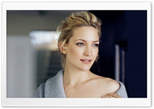 Kate Hudson HD Wide Wallpaper for Widescreen