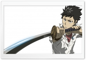 Katekyo Hitman Reborn Yamamoto Takeshi HD Wide Wallpaper for 4K UHD Widescreen desktop & smartphone