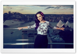 Katy Perry - Sydney (2012) HD Wide Wallpaper for Widescreen