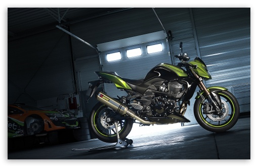 Kawasaki Akrapovic HD wallpaper for Wide 16:10 5:3 Widescreen WHXGA WQXGA WUXGA WXGA WGA ; HD 16:9 High Definition WQHD QWXGA 1080p 900p 720p QHD nHD ; Standard 4:3 5:4 3:2 Fullscreen UXGA XGA SVGA QSXGA SXGA DVGA HVGA HQVGA devices ( Apple PowerBook G4 iPhone 4 3G 3GS iPod Touch ) ; iPad 1/2/Mini ; Mobile 4:3 5:3 3:2 16:9 5:4 - UXGA XGA SVGA WGA DVGA HVGA HQVGA devices ( Apple PowerBook G4 iPhone 4 3G 3GS iPod Touch ) WQHD QWXGA 1080p 900p 720p QHD nHD QSXGA SXGA ;