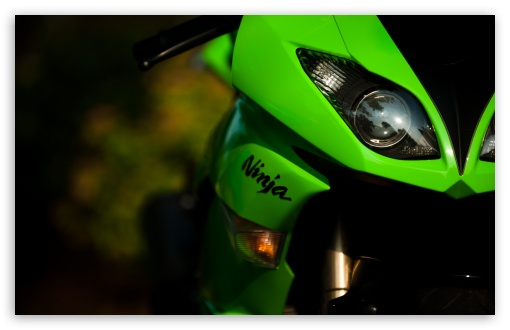 Download Kawasaki Ninja HD Wallpaper