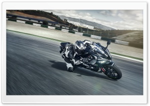 Kawasaki Ninja ZX 10R Bike Ultra HD Wallpaper for 4K UHD Widescreen desktop, tablet & smartphone