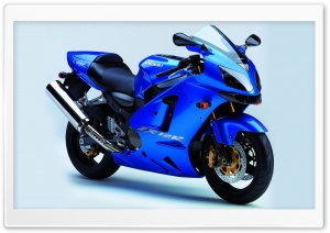 Kawasaki Ninja ZX 12R HD Wide Wallpaper for Widescreen