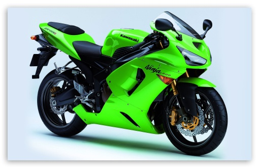 Kawasaki Ninja ZX 6RR HD wallpaper for Wide 16:10 5:3 Widescreen WHXGA WQXGA WUXGA WXGA WGA ; Standard 4:3 3:2 Fullscreen UXGA XGA SVGA DVGA HVGA HQVGA devices ( Apple PowerBook G4 iPhone 4 3G 3GS iPod Touch ) ; iPad 1/2/Mini ; Mobile 4:3 5:3 3:2 - UXGA XGA SVGA WGA DVGA HVGA HQVGA devices ( Apple PowerBook G4 iPhone 4 3G 3GS iPod Touch ) ;