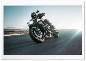 Kawasaki Z H2 hyperbike 2020 Ultra HD Wallpaper for 4K UHD Widescreen desktop, tablet & smartphone