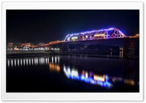 Kean Bridge Sylhet HD Wide Wallpaper for Widescreen