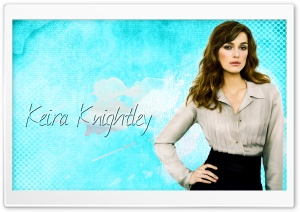 Keira Knightley HD Wide Wallpaper for Widescreen