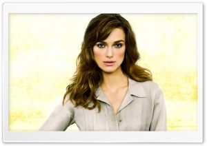 Keira Knightley Ultra HD Wallpaper for 4K UHD Widescreen desktop, tablet & smartphone