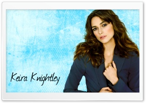 Keira Knightley HD Wide Wallpaper for 4K UHD Widescreen desktop & smartphone