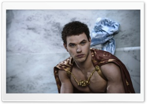 Kellan Lutz HD Wide Wallpaper for Widescreen
