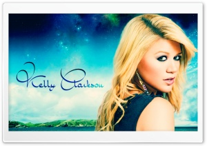 Kelly Clarkson HD Wide Wallpaper for Widescreen